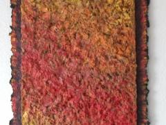 Abstrakt 90x70 cm - 120 €